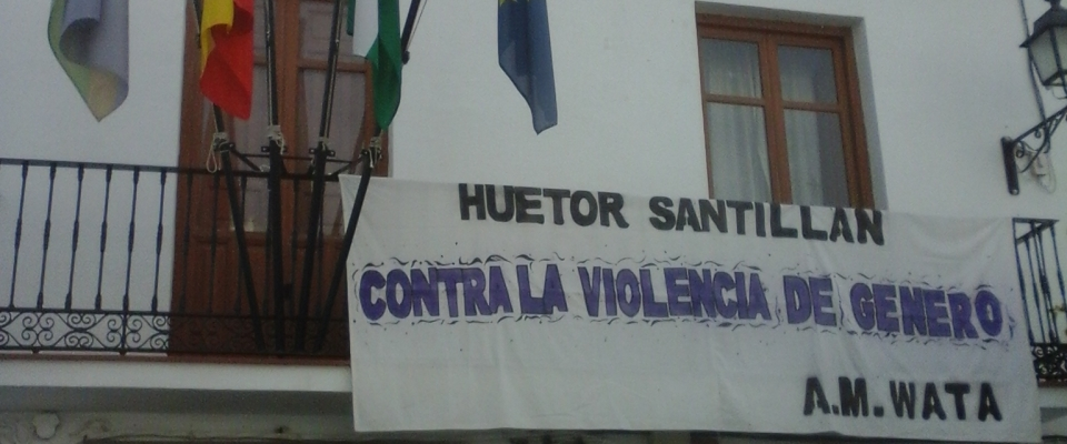 Actos del Día Internacional contra la violencia hacia las mujeres