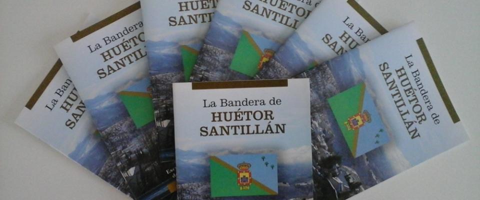 El Ayuntamiento edita un folleto sobre la bandera de Huétor Santillán