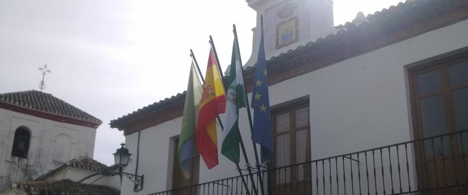 Nota informativa del Ayuntamiento de Huétor Santillán
