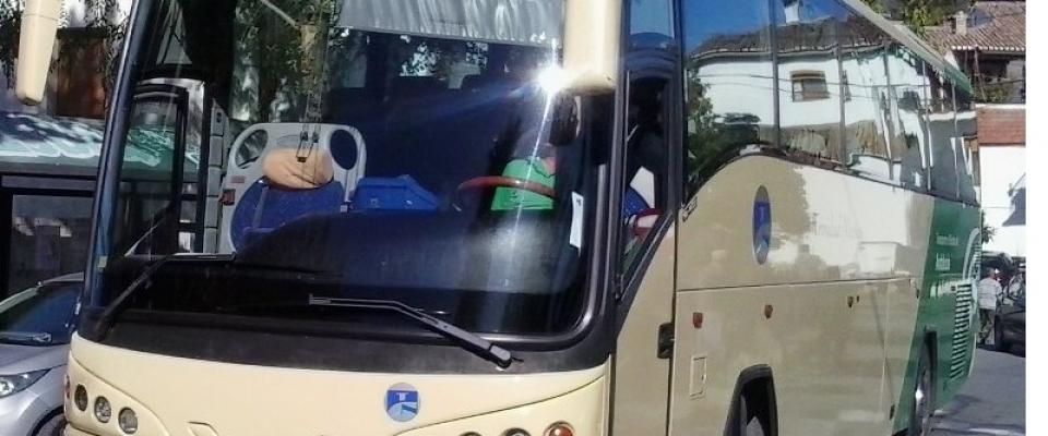 Ya se pueden traer bicis desde Granada a Huétor en los autobuses de línea