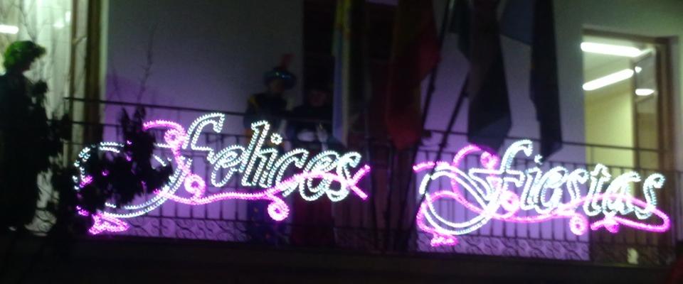 Cabalgata de Reyes 2014