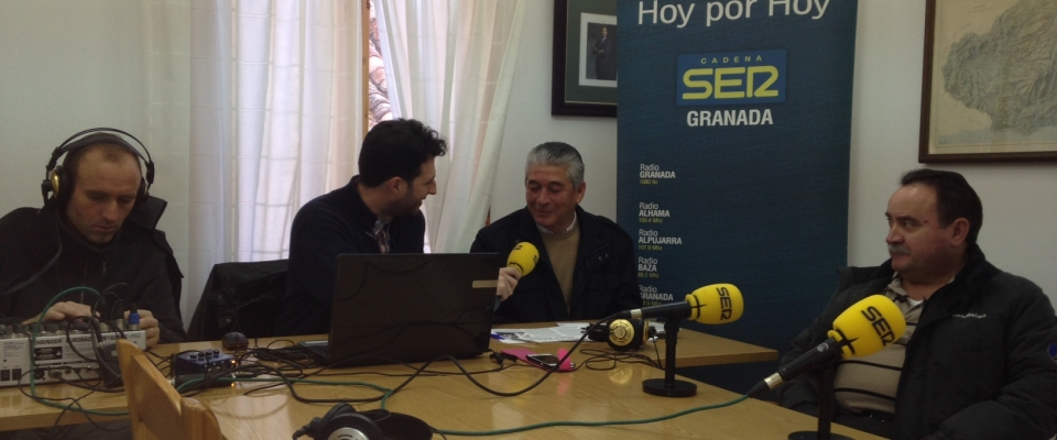 Radio Granada dedica un programa a Huétor Santillán el día del Patrón