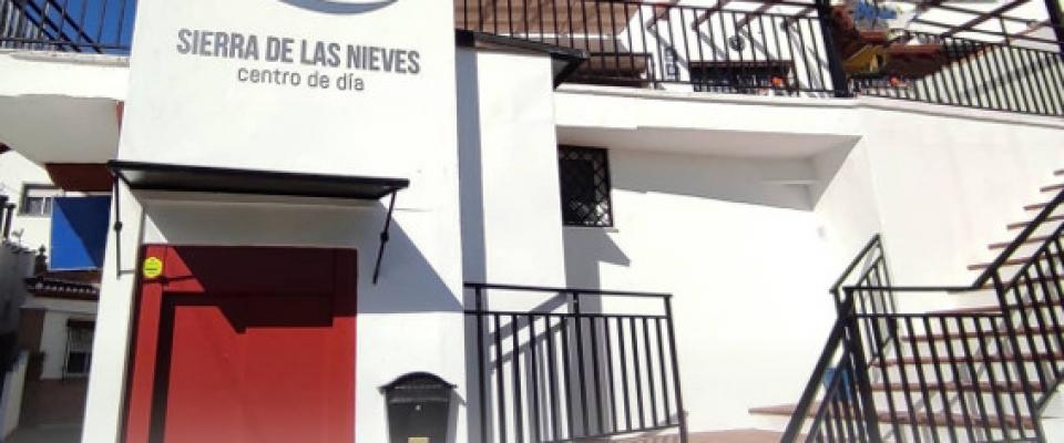 Nueva apertura del Centro de Día Sierra de las Nieves en Huétor Santillán