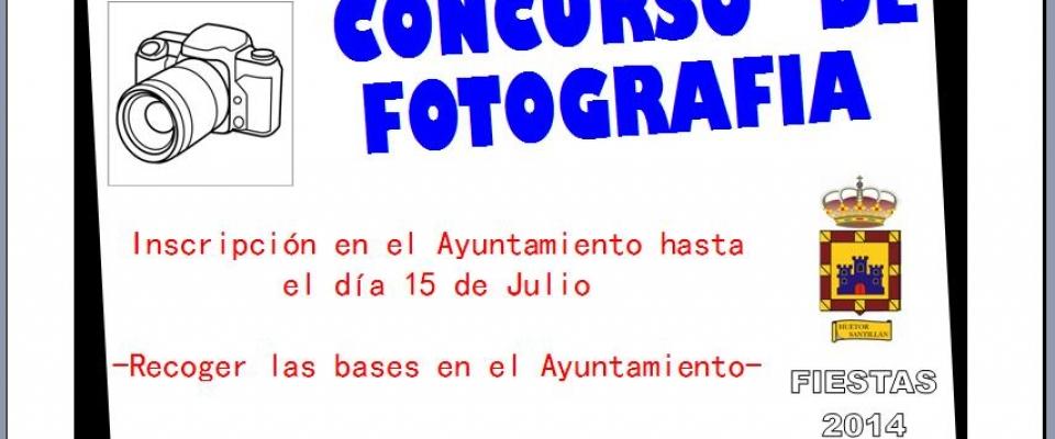 Concurso de fotografía Fiestas 2014