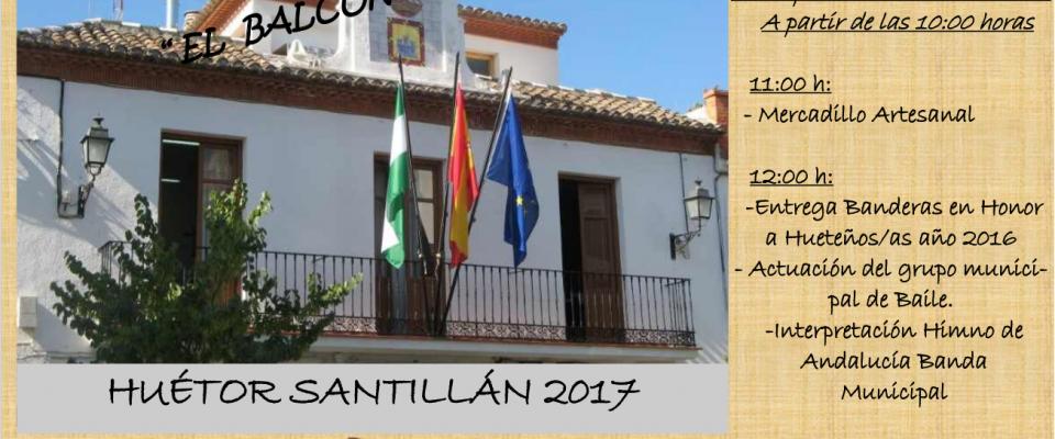 Programación de la X Feria Balcón a la Artesanía (28 de febrero)