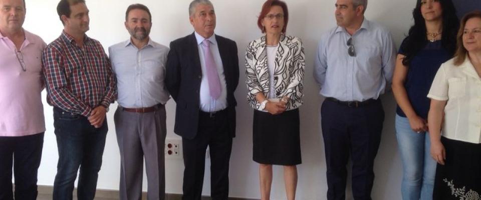 Inaugurada la Escuela Infantil de Huétor Santillán