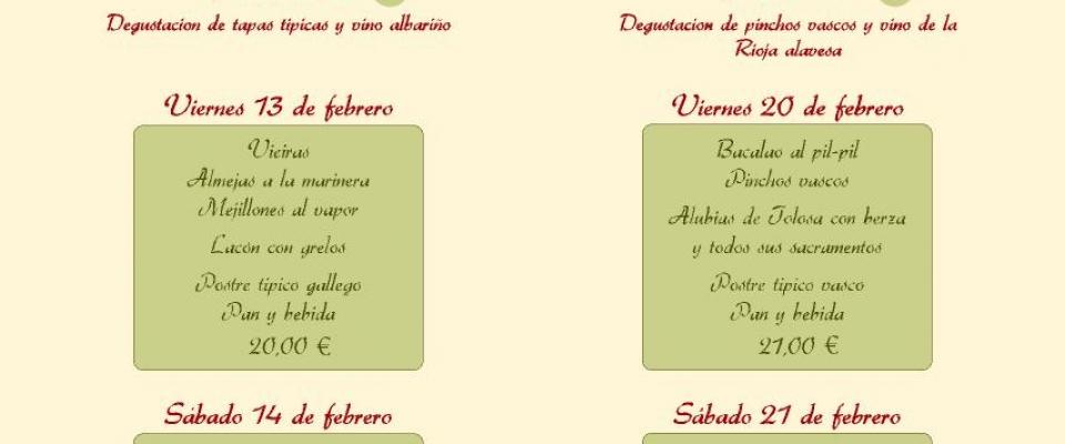 Jornadas Gastronómicas en la Posailla