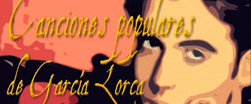 """Concierto """"Canciones populares de García Lorca"""""""