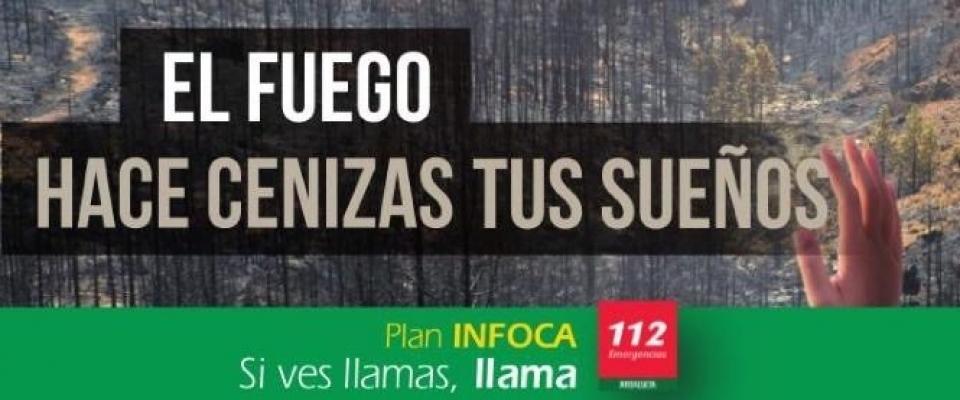 Recomendaciones del INFOCA para la noche de San Juan