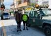 El Ayuntamiento recibe la colaboración de la UME en tareas de desinfección del municipio