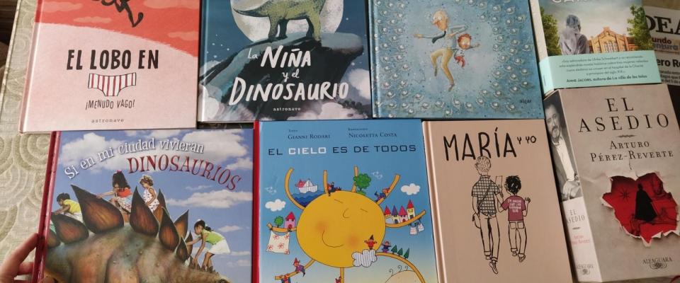 Publicación de la ganadora del concurso organizado por la Biblioteca Municipal