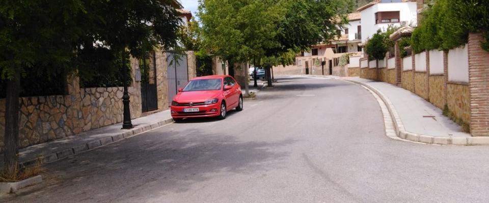 Continuación de la limpieza de calles en la Sotanilla