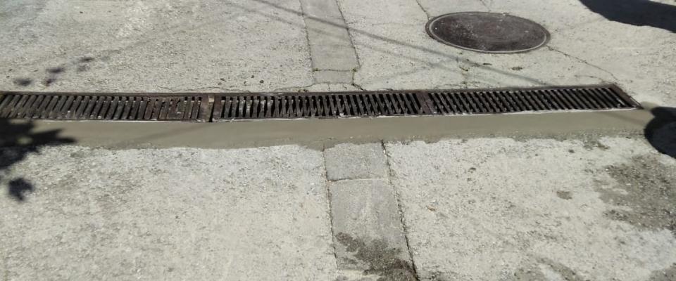 Reparación de tuberías y arquetas en la Fuente del Piojo