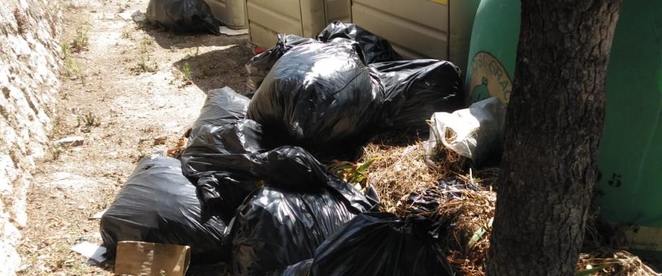 Actuaciones de limpieza del Ayuntamiento de Huétor Santillán