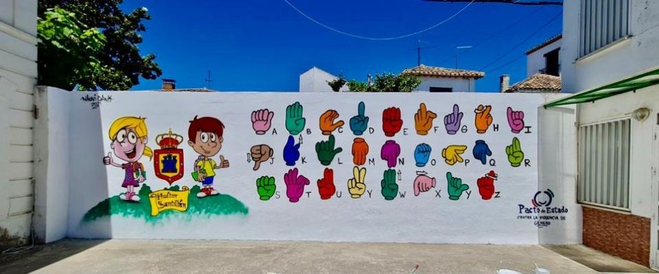 Iniciativa por la inclusión en el colegio de Huétor Santillán