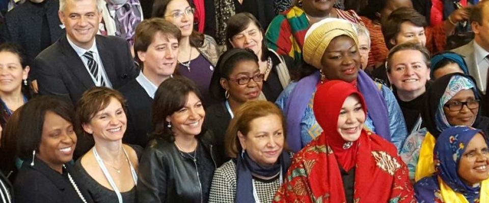 Día Internacional de la Mujer, 8 de marzo.