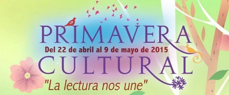 Primavera Cultural en Huétor Santillán