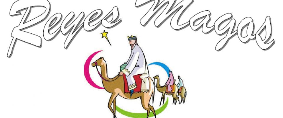 Cabalgata de los Reyes Magos en Huétor Santillán