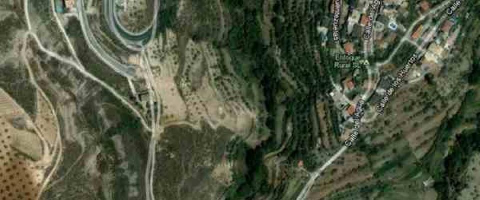Antes del verano estará acabado el Camino de los Batanes, que une la parte baja de Huétor con Sotanilla