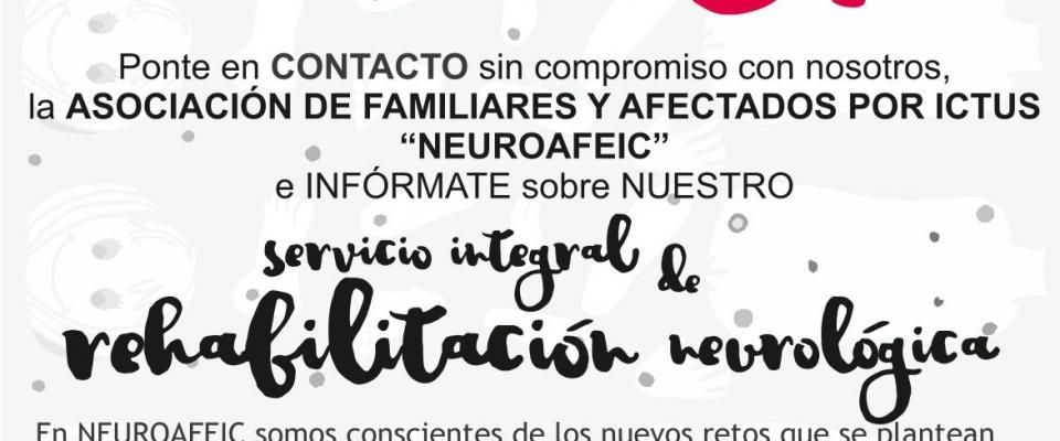La Diputación de Granada informa sobre el Servicio integral de rehabilitación neurológica (NEUROAFEIC)