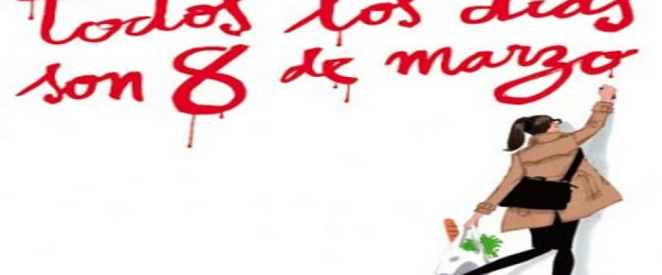 Día internacional de la mujer- Taller de chapas por la igualdad