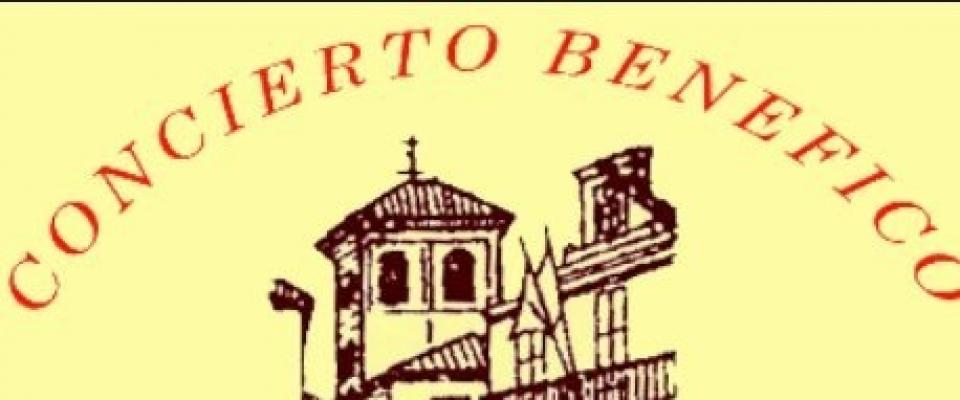 Concierto benéfico en Huétor Santillán (13 mayo)