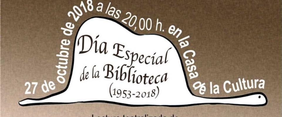 Día Especial de la Biblioteca (1953-2018)