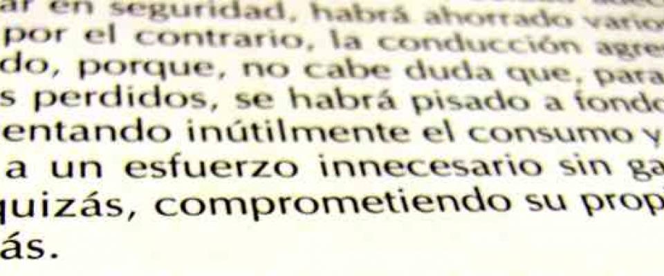 """Manifiesto """"Día del libro 2012"""""""