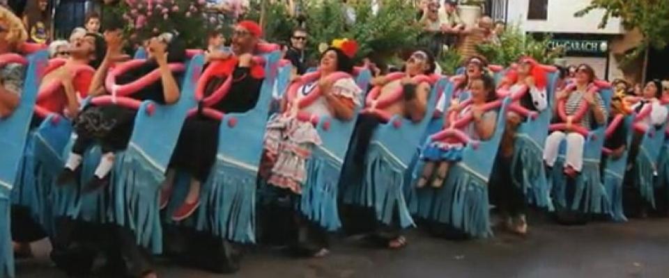Concurso de Disfraces. Fiestas 2013.