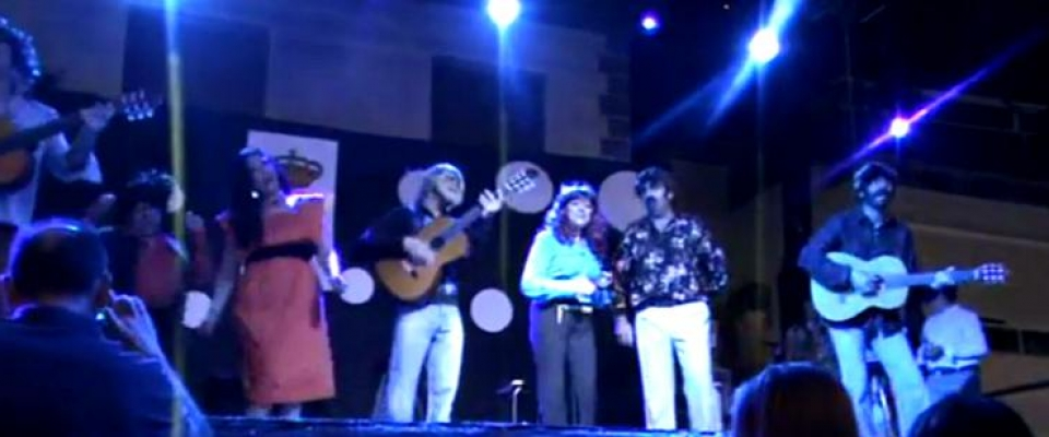 Festival de la canción. Fiestas 2013