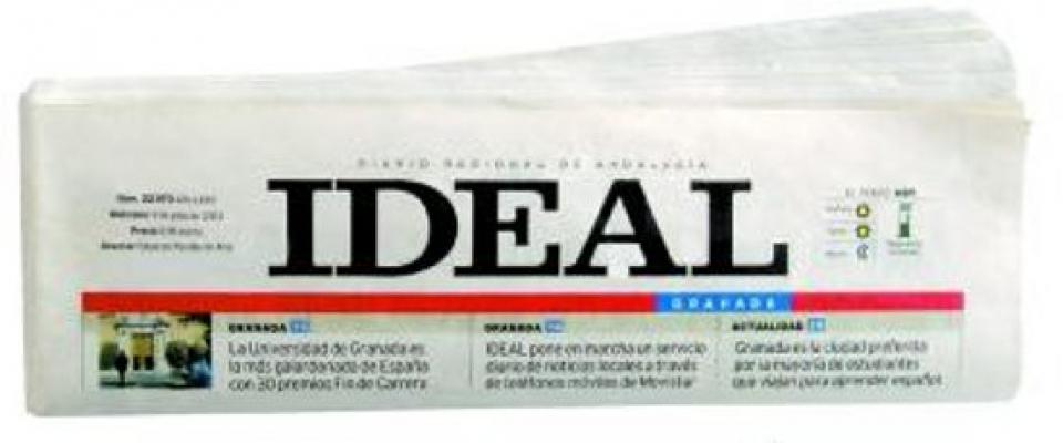 Corresponsal del periódico Ideal en Huétor Santillán