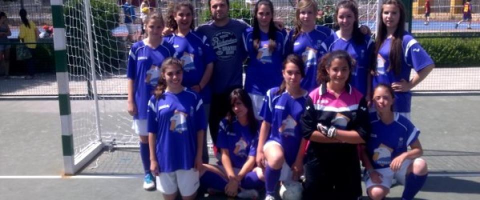 Liga de fútbol femenina