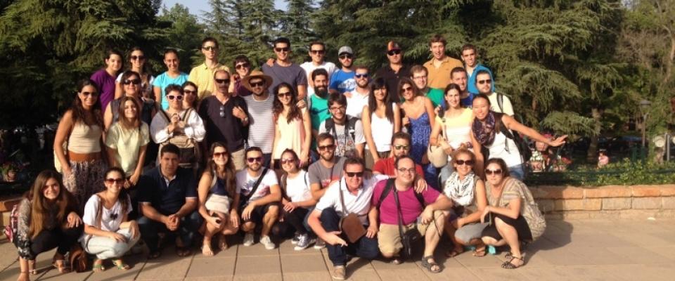 Nuevo vídeo del viaje de la banda a Boulemane (Marruecos)