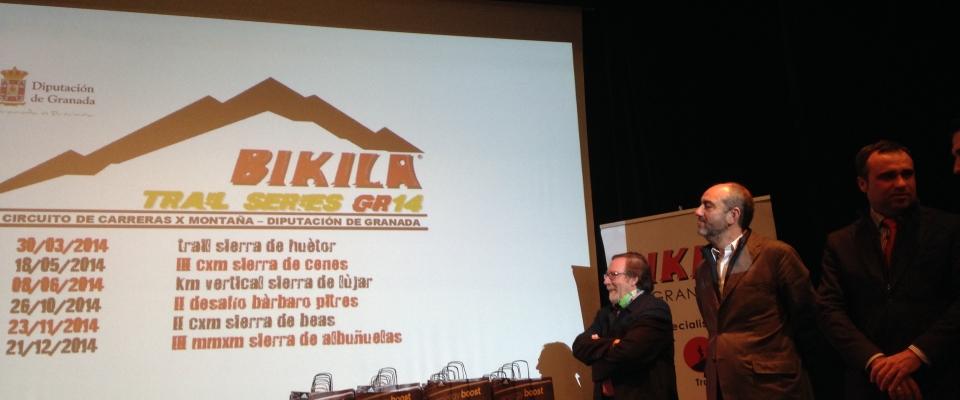 El circuito provincial de carreras de montaña comienza este año en Huétor