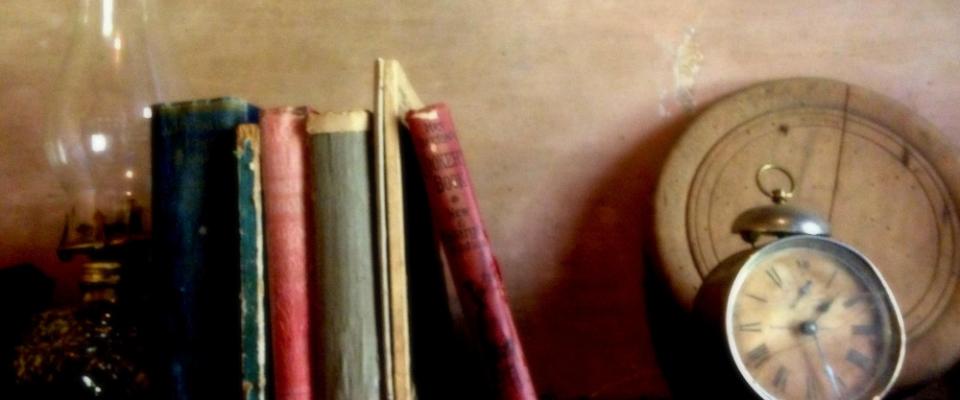 Mercadillo de libros en Huétor Santillán