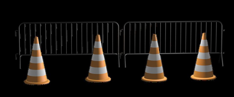 Restricciones de tráfico en la calle Agua desde el lunes 14 de mayo