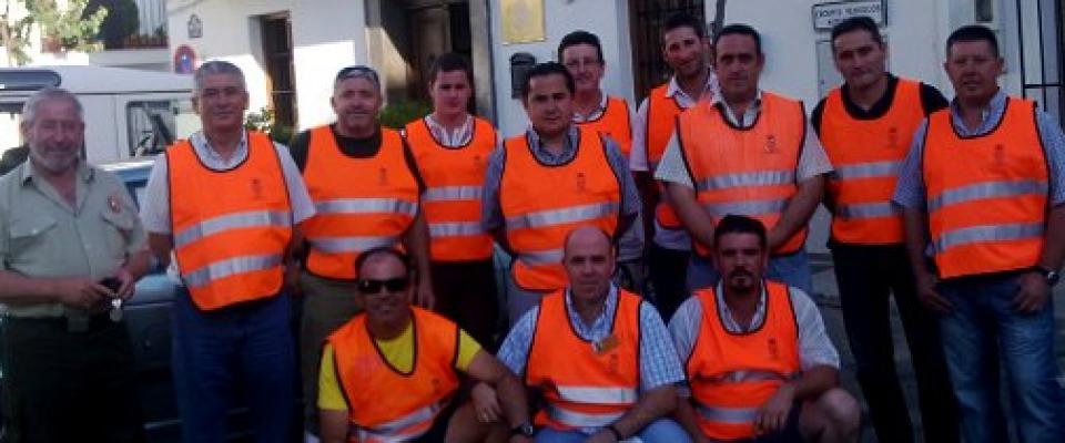 Constituido el Cuerpo de Voluntarios del Infoca y Protección Civil