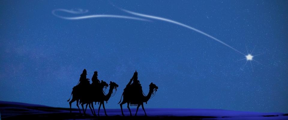 Los Reyes Magos llegan a la Sierra de Huétor