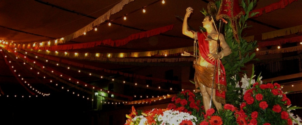 Actos en honor a nuestro patrón San Sebastián