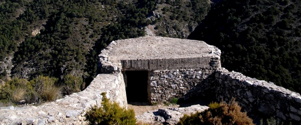 Las estructuras defensivas de Huétor Santillán declaradas Memoria Histórica