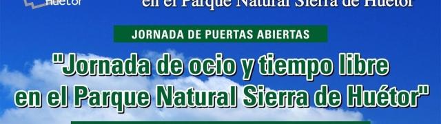Jornada de Puertas Abiertas en el Parque Natural Sierra de Huetor (12 Junio)