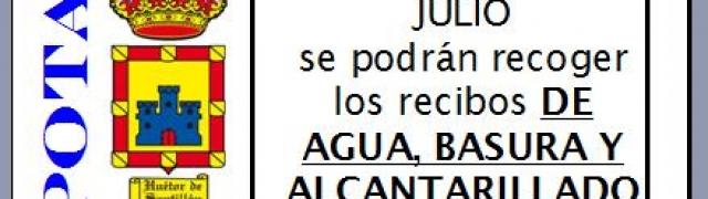 Agua potable 1º Bimestre 2014