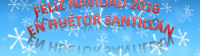 Programación navideña en Huétor Santillán