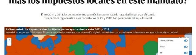 Huétor es el pueblo de Granada que menos ha subido los impuestos: 1% en tres años