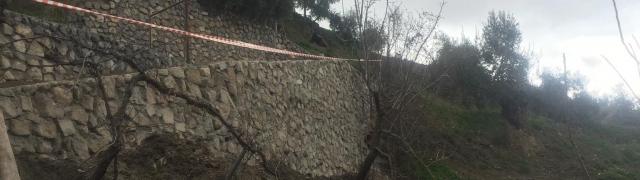 Finalización de las obras del colector de la zona del Portillo