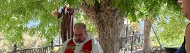 Santiago Apóstol, patrón de Prado Negro