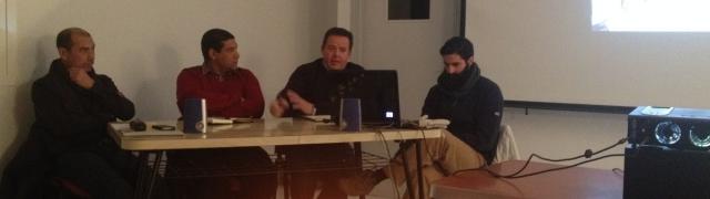 Sobre la reunión del proyecto de cooperación intercultural (7 febrero)