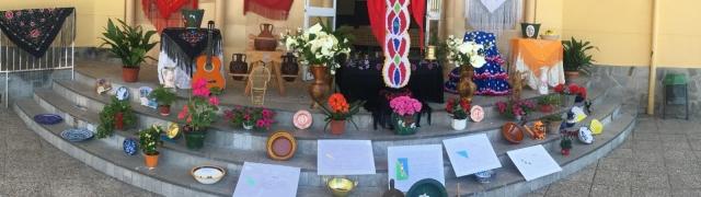 Fotos de la cruces ganadoras Huétor Santillán 2019