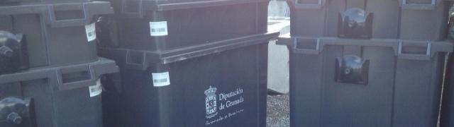 Renovación de contenedores y evitar el vertido de cenizas calientes