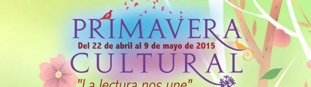 Actividades de la Primavera Cultural